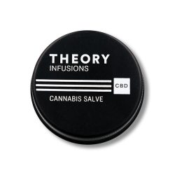 Theory Infusions CBD Salve
